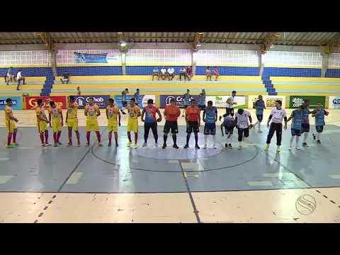 Copa TV Sergipe 2017 - Aracaju 4 x 3 Areia Branca