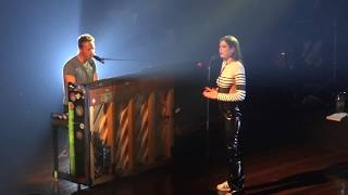 Dua Lipa - Homesick Feat. Chris Martin @ Audio Club - 09/11/2017 São Paulo