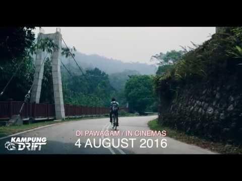 Kampung Drift Official Trailer 2+