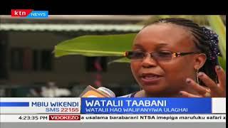 Vijana wakurandaranda mitaani waburudika katika kaunti ya Nyeri