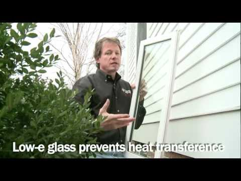 Larry Janesky, owner and president of Dr. Energy Saver is shown in this video using an energy efficient window to replace the older basement window.Many homeowners these days are well aware of the benefits of having energy efficient replacement windows around the house. Heat loss and air leakages through inefficient windows can significantly increase your heating and cooling bills. Basement windows, however, are often overlooked as a source of energy loss. That is a costly mistake. Due to the way the air moves inside a building, an energy efficient basement is the second most important component of a green home, even if the basement isn't used for more than laundry or storage. Heated air from your living space rises and escapes through the upper levels of the building. This air movement depressurizes your basement area, constantly sucking in outside, unconditioned air. Leaky, rusty, inefficient basement windows will allow a lot of unconditioned air in, making your heating and cooling system work harder to keep your home comfortable. Larry Janesky explains the many ways in which energy and heat can be lost through basement windows, and the main characteristics of an energy efficient model. If you would like to learn more about windows and energy efficiency, visit our website, or call us to sign up for a Free Window Replacement estimate!