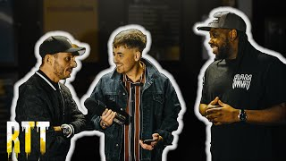 An Interview With: Andy C & Tonn Piper   REWIND THAT TRACK   🔥🔥🔥