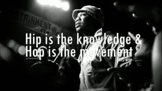 KRS-ONE - I AM THERE