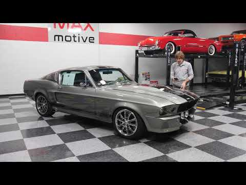 Video of '67 Mustang - PHIP