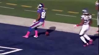 NFL Dancin - Aaron Smith