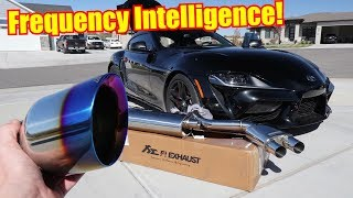 $3,000 Exhaust for my Toyota Supra!!