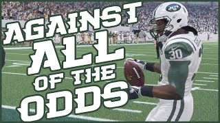 AGAINST ALL OF THE ODDS!!! - Madden 16 Ultimate Team | MUT 16 XB1 Gameplay