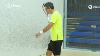 So... What social distanced games  / drills can you do on the Squash Court