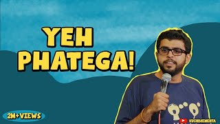 Anxiety & Airports | Stand Up Comedy by Aakash Mehta