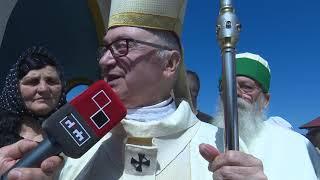 Festa e Shën Ndout në Kurbin merr pjesë kryegjyshi i Kryegjyshatës Botërore Bektashiane