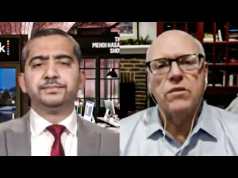 Mehdi Hassan Rubs It In Joe Crowley's Face