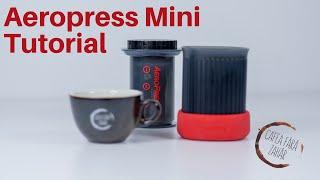 AeroPress GO (Mini)