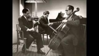 Beethoven - Piano trio op.97 - Kogan / Rostropovich / Gilels