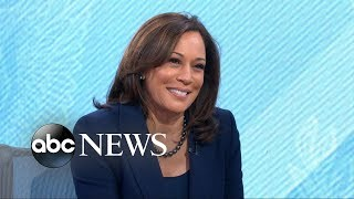 Sen. Kamala Harris announces 2020 presidential run