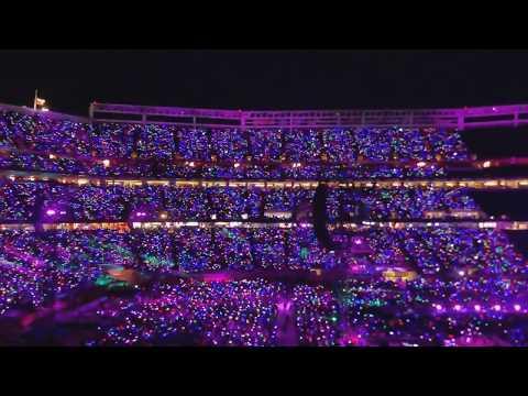 ♡♡Coldplay 2017-Levi's Stadium Paradise(720p60)!♡♡