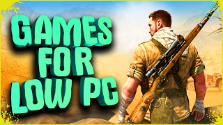 TOP 9 games for low PC #100