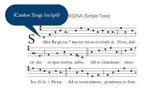 Salve Regina Antiphon