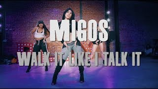 Walk it Like I Talk it | Migos | Brinn Nicole Choreography