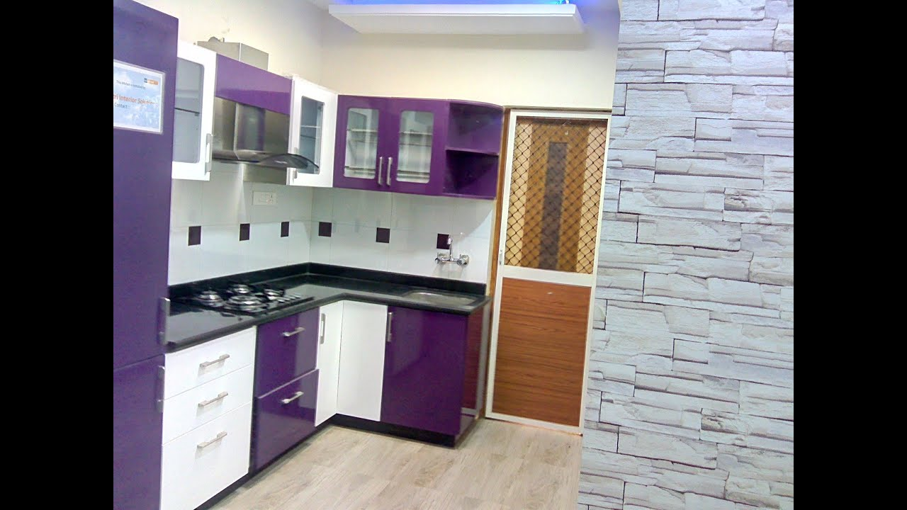Best Modular Kitchens India With Contemporary M By Kutchina