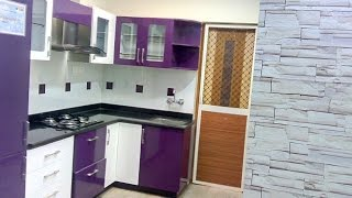 Modular Kitchen Design Simple and Beautiful