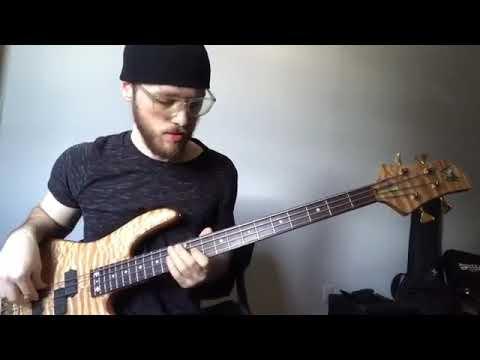 Pj morton bass play along