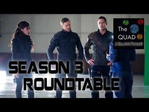 Killjoys: Season 3 Roundtable Discussion