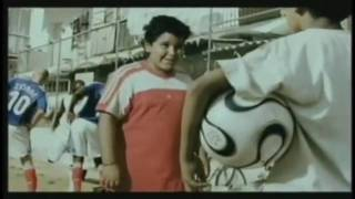 Adidas- Impossible Team Soccer Commercial 90 Second Version