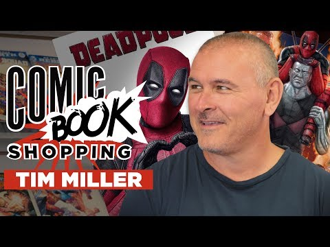 Tim Miller Talks Leaving Deadpool 2, The Goon Movie, & Goes Comic Book Shopping