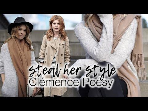 Steal her style: Clémence Poésy!