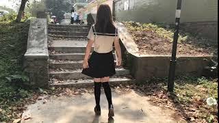 SHALYPOLY コスプレ衣装 半袖 セーラー服 スクール制服 JK制服 コスプレ コスチューム 学生服 女子高生 制服 学園祭 文化祭 仮装 パーティー School Uniforms