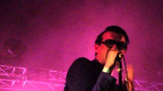 Spector - Lay Low (live) - Nuits Botanique 2012, Brussels, 20 May 2012