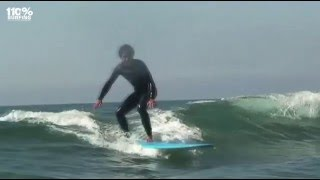 #6 Surfing Beginner – Pop up, drop, trim and turn