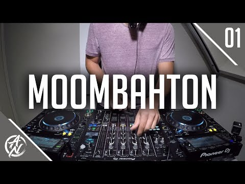 Moombahton Mix 2018 | #1 | The Best of Moombahton 2018 by Adrian Noble