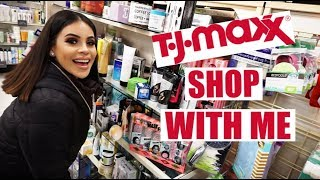 SHOP WITH ME AT TJMAXX 2019: CHEAP HIGH END + DRUGSTORE MAKEUP OMG! | JuicyJas
