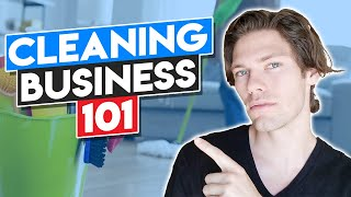 How To Start a Cleaning Business | Step By Step Guide 2021
