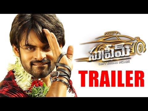 supreme theatrical trailer sai dharam tej rashi khanna dil r