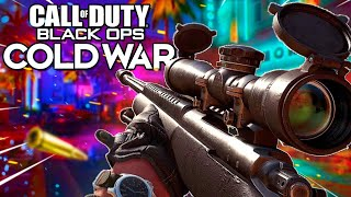 """""""Arms around you"""" - Black Ops Cold War Montage"""