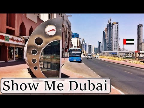 Life In Dubai: Planes, Trains & Automobiles