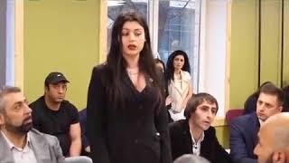Московские армяне Путина  Лаура Арутюнян