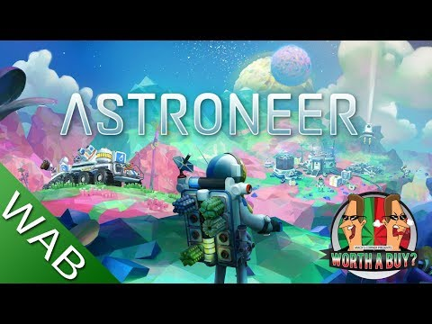 Astroneer Review - Worthabuy?