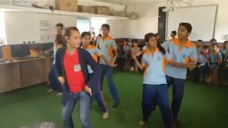 Dance Preparation 01