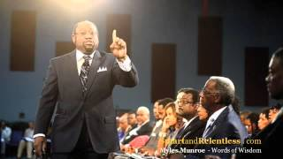 How To Eliminate Self Doubt   Powerful Words By Myles Munroe