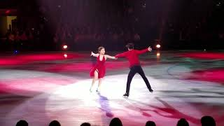 The Shib Sibs - Fix You/Paradise at Stars on Ice