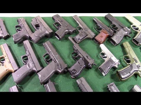 МнеЗдрав предупреждает - Слишком Много Оружия НЕ БЫВАЕТ! - или обзор коллекции ч 1. видео