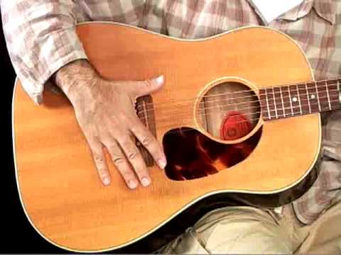 How to Play Acoustic Guitar - Lessons for Beginners - Parts of the Guitar