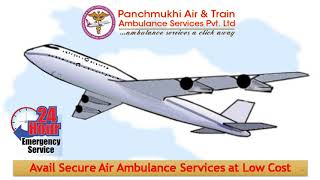 Air Ambulance Service in Bangalore and Bhubaneswar at the Lowest Rate