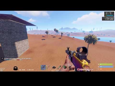 Fix for FPS issue's :: Cosa Nostra Rust