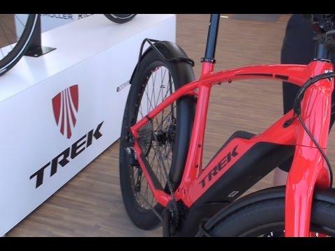 New Trek Electric Bikes: Super Commuter, Cross Rip +, Powerfly 8.0 | Electric Bike Report