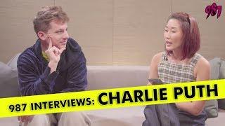 987 Interviews Charlie Puth