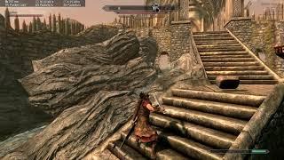 Probando Skyrim Online... [SKYRIM TOGETHER]